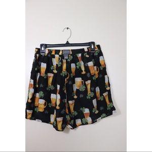✨Croft and Barrow✨ 100% Silk Beer Boxers